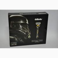 Подарочный набор мужской Gillette Fusion Proshield Rogue One Flexball (Star Wars)