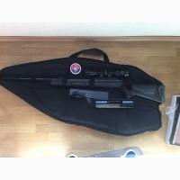 Пневматическая винтовка hatsan125 с прицелом 3-9.44