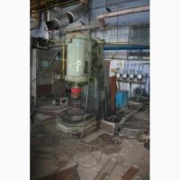 Молот ковочный пневматический М415А, м.п.ч. 400 кг