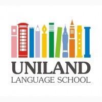Английский в школе Uniland Троещина