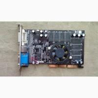Продам рабочую видеокарту NVIDIA GeForce FX 5500