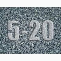 Щебінь гранітний фр.5-20мм
