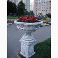 Вазон садовый уличный - идеально для дачи, сада и частного дома