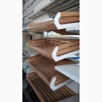 Стеллаж хлебный б/у с деревянными корзинами