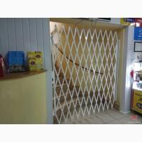 Раздвижные ограждения Prof для магазинов и торговых точек