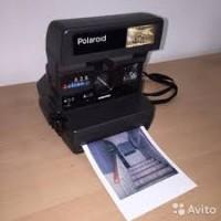 Поляроид фотоаппарат-автомат