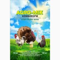 Комбикорм полнорационный «Agro-Mix»