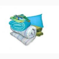Комплект постельный Бригадир для рабочего, общежития, хостела