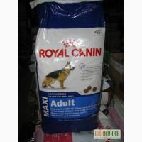 Макси Эдалт Роял Канин Royal Canin Maxi Adult сухой корм для собак крупных пород