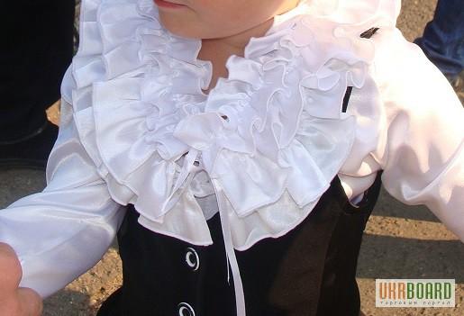 Блузка Для Девочка На 1 Сентября