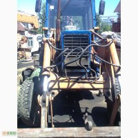 Продам тракторный экскаватор МТЗ-82 Борекс