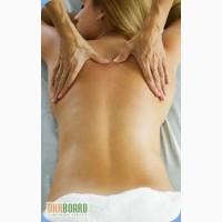 Услуги массажа в медицинском центре и на дому