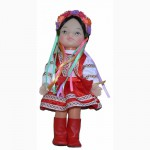 Кукла украинец, украинка набор украинцев кукол в народном костюме