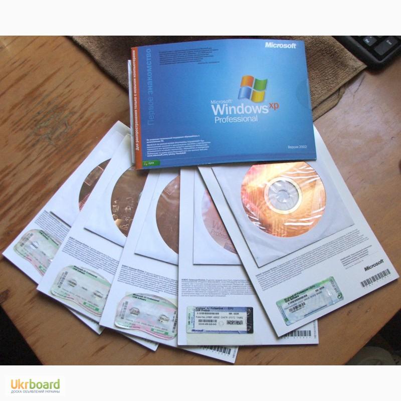 Лицензионную windows xp