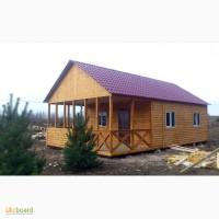 Дачные домики на заказ