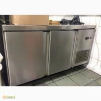 Холодильный стол б/у для ресторана 2-х дверный