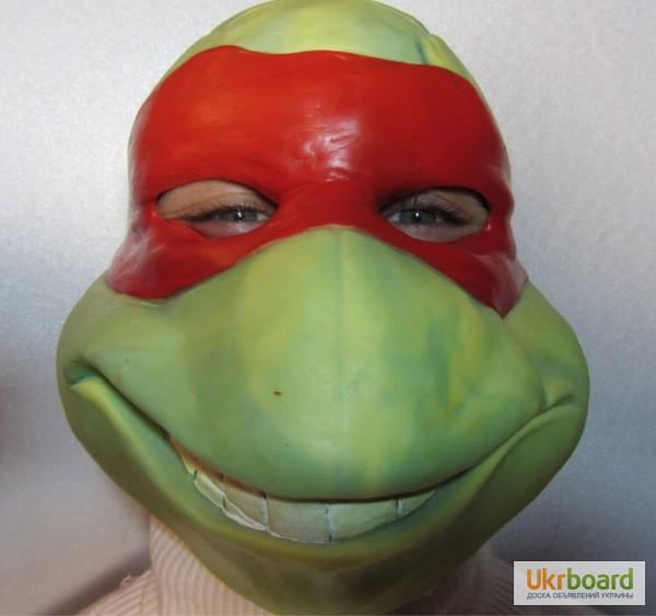 Продам маска Черепашка Ниндзя Рафаэль, купить маска ...