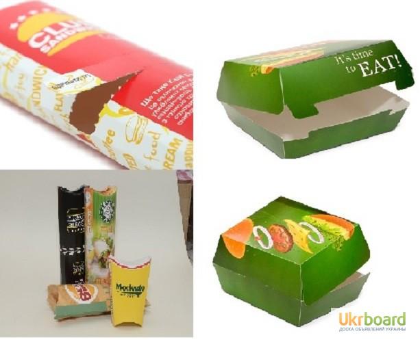 Купить Упаковка для сэндвичей и роллов в интернет-магазине