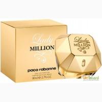 Paco Rabanne Lady Million парфюмированная вода 80 ml. (Пако Рабанна Леди Миллион)
