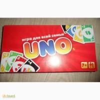 Настольная игра УНО классическая и детская с животными