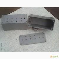 Пластмассовые корпуса для радиоэлектронных изделий. (112х48х56)