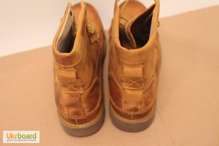 Продам купить ботинки Timberland светло-коричневые Кожа Легкие 2034c79702fd5