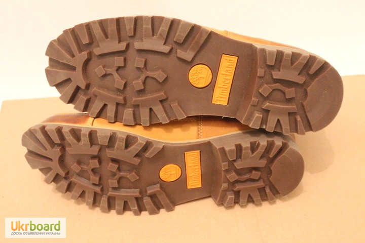 Ботинки Timberland светло-коричневые Кожа Лёгкие  VIP обувь 57eafea447c8a