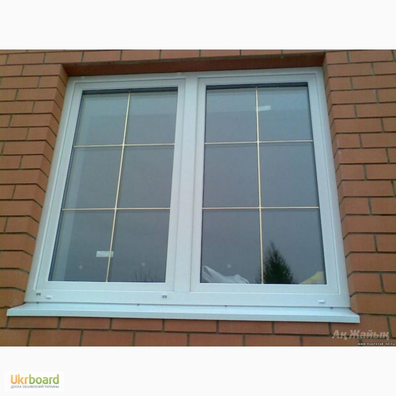 Окна с балконной дверью цена орехово зуево