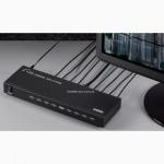 Ультратонкий распределитель 4К HDMI 1х8 Monoprice