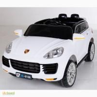 Электромобиль PORSCHE, двухместный электромобиль, детский электромобиль