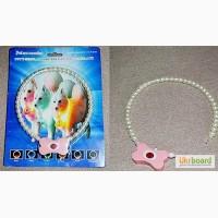 Светящийся ошейник ожерелье для животных