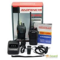Рация радиостанция портативная, мобильная baofeng bf-888s
