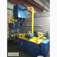 Продам пресс для брикетирования металлической стружки Y83-250
