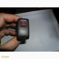 Кнопка аварийки VW-Audi 191 953 235, Гольф 2, Джета 2