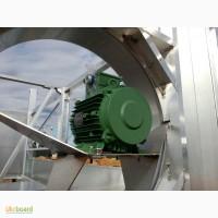Продам оборудование к сушильным камерам (мотор, вентилятор, контроллер, теплообменник)