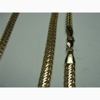 Золотая цепочка(восмерка)585пробы