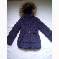 Пуховая куртка MEXX для девочек, новая, рост 140 (9-10 лет)