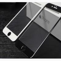 Стекло защитное айфон 4 4s 5 5 s 5c se 6 6s 6plus 7 7plus 8 8plus X Xs 2D 3D 4D