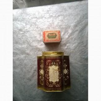 Продам шкатулки и коробки жестяные винтаж
