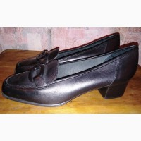 Кожаные туфли К-shoes, Бразилия, 40-41р