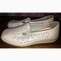 Кожаные туфли Hotter, размер-37, UK4