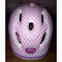 Велошлем для девочки Disney, 50-56см