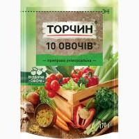 Торчин 10 овощей 170гр