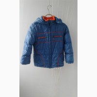 Зимняя куртка для мальчика р 116