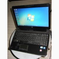 МОЩНЫЙ HP dv6-1330 (15.6 LED/4Gb DDR3/320Gb/Radeon 1Gb) ИДЕАЛ Недорого