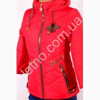 Куртки женские, подростковые оптом от 270 грн