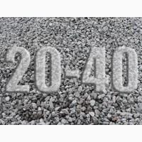 Щебінь гранітний фр.20-40мм