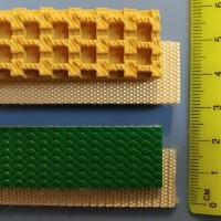 Конвейерные полимерные ленты Elastoflex EM с комбинированным покрытием из резины и ПВХ