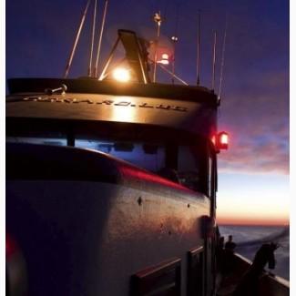 Навигационные огни суда