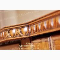 Деревянные декоры купить в Одессе. Резные элементы Armando Italy